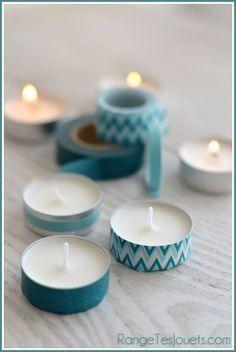bougies toutes simples