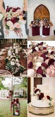 ou du rose pâle pour une mariage tout en douceur !
