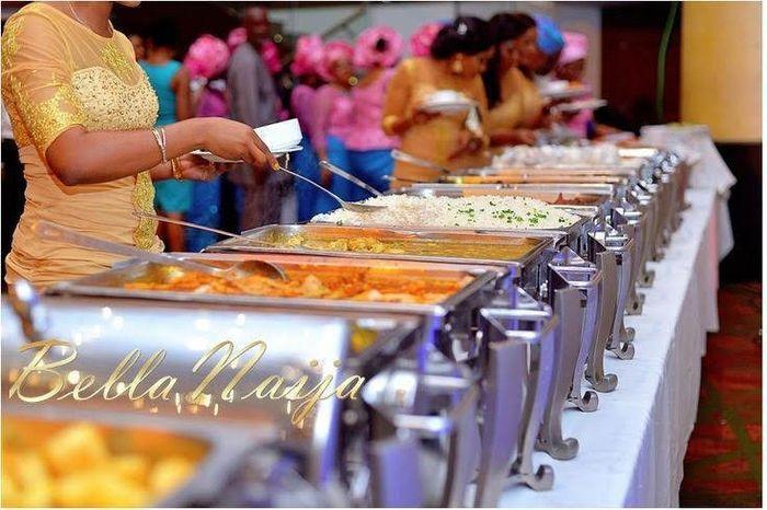 Inspiration buffet africain (chauffe plat)/sans traiteur . 1