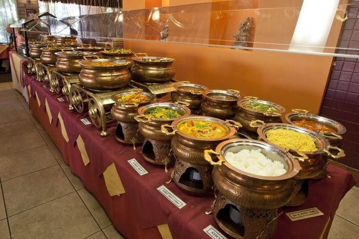 Inspiration buffet africain (chauffe plat)/sans traiteur . 4