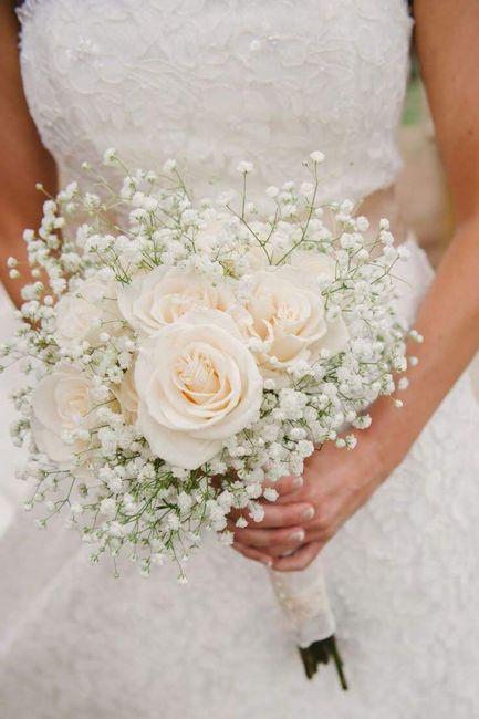 Bouquet 💐 en tissus...? 1