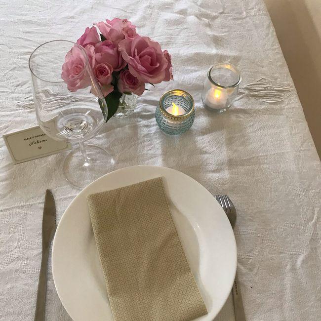 Décoration de table /et d'honneur ... 3