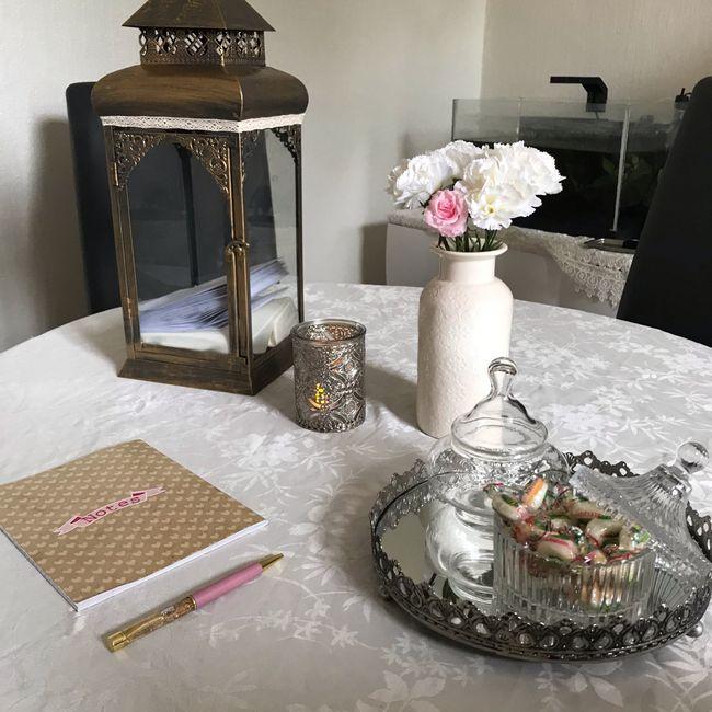 Essai table à urne 1