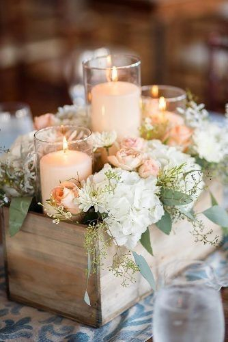 Inspi centre table mariés. 4