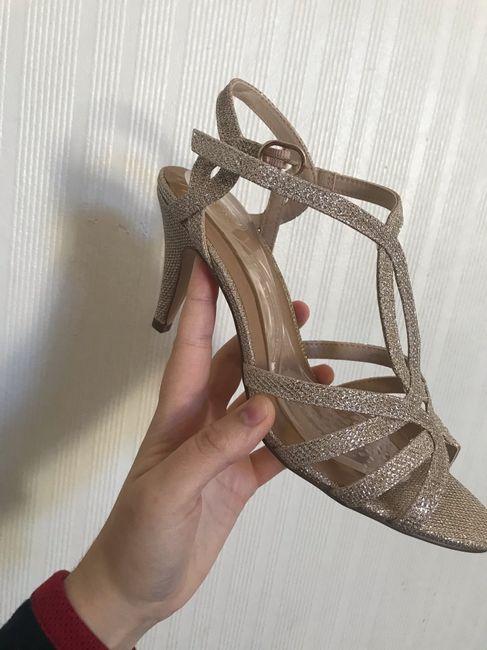 J'ai trouvé chaussure à mon pied . 1