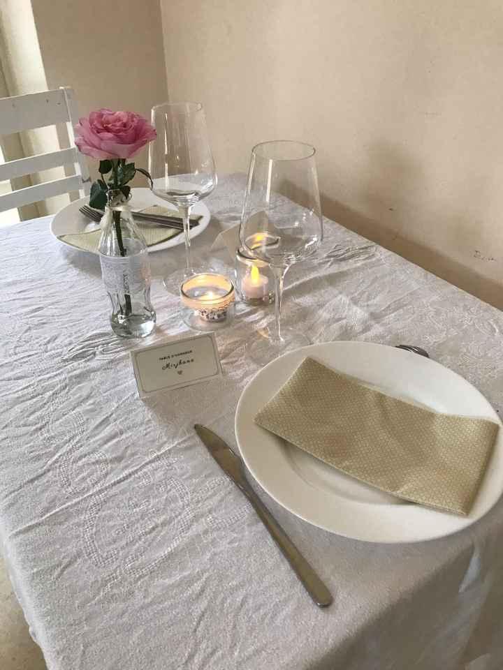 Décoration de table /et d'honneur ... - 1
