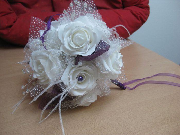 Bouquet de mes demoiselles d'honneur
