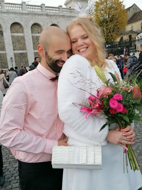 Mariage passer - 1