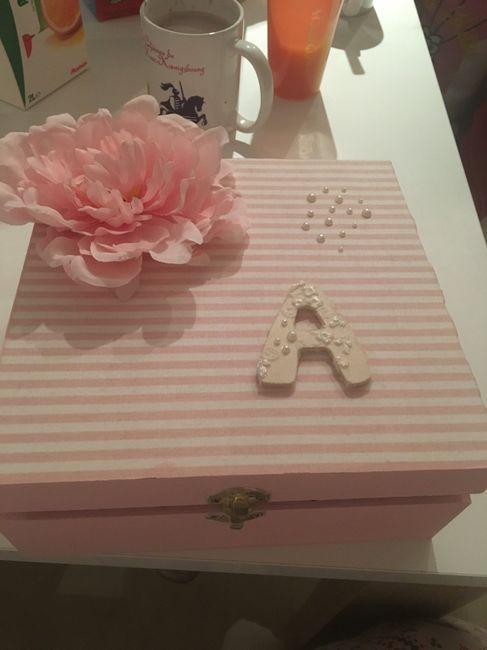 Cadeaux pour demoiselle d'honneur 13