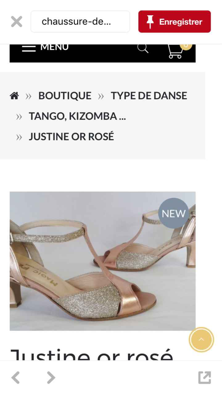 Chaussures mariage - 2