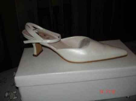 mes chaussures aussi appelés
