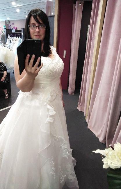 J-3 j ai ma robe 😍😍 - 1