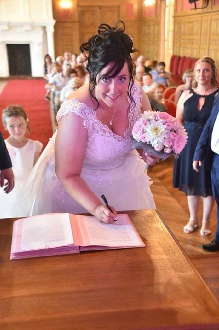 Mariage passé - 2