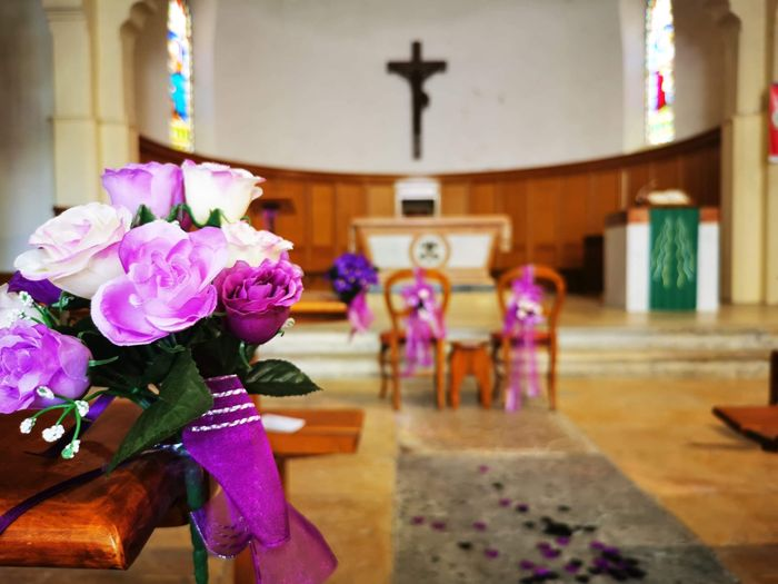 Mon mariage religieux le 19/09/2020 5