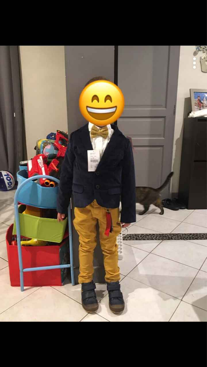 Vêtements enfant - 1