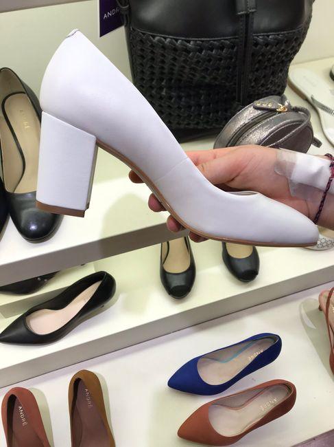 Choix des chaussures, talons carrés ? 3