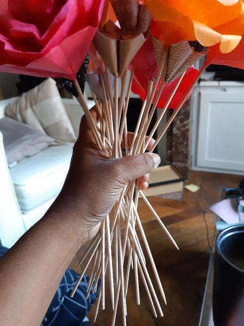 Bouquets en origami : vos astuces 4