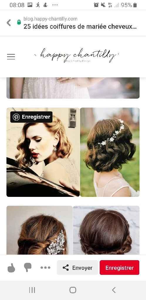 Essaie coiffure - 1