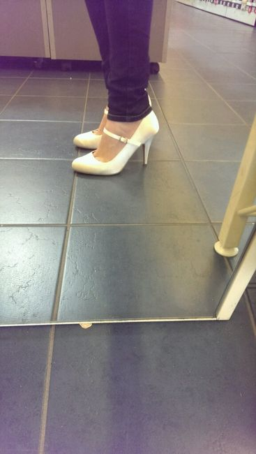 Mes chaussures - 2