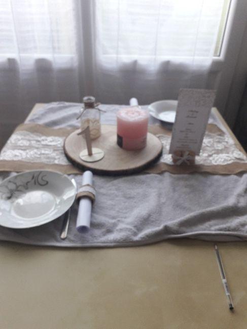 Essai de table 2