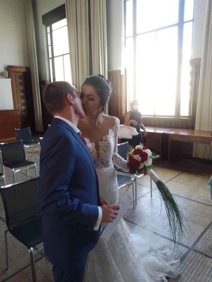 Notre mariage amour passion le 18 juillet 2020 - 1