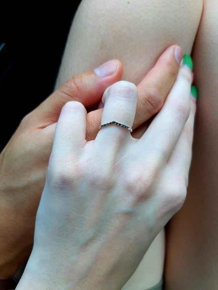 Montrez-moi toutes vos bagues de fiançailles 💍 - 1
