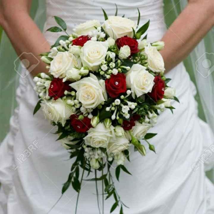 Vote pour ton bouquet de mariée préféré ! 🧡 - 1