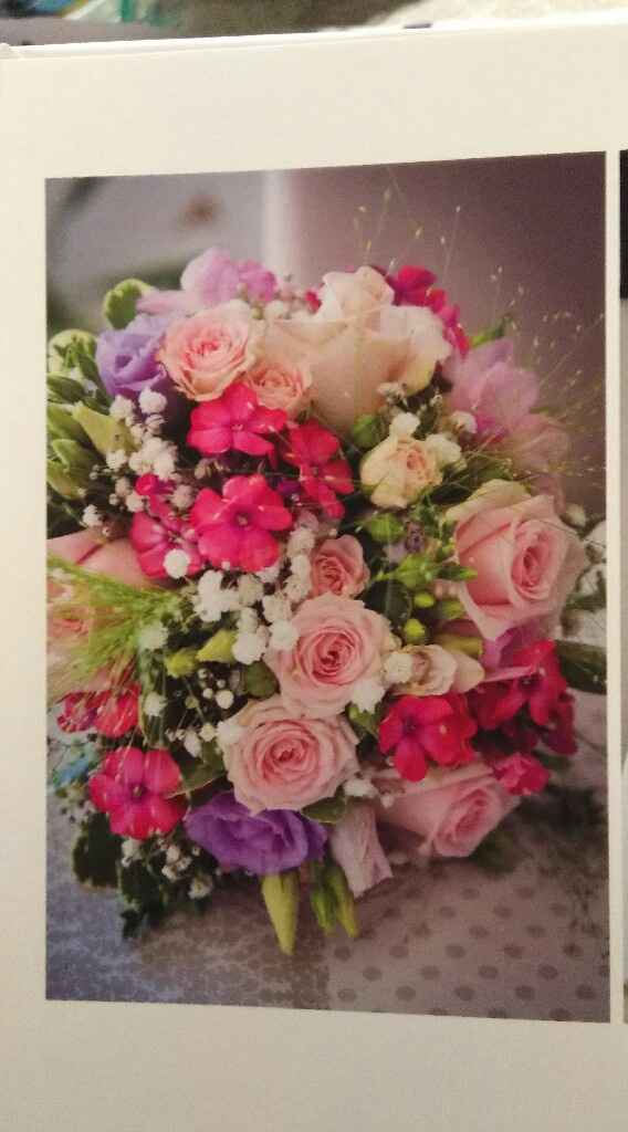 Bouquet de la mariée - 1