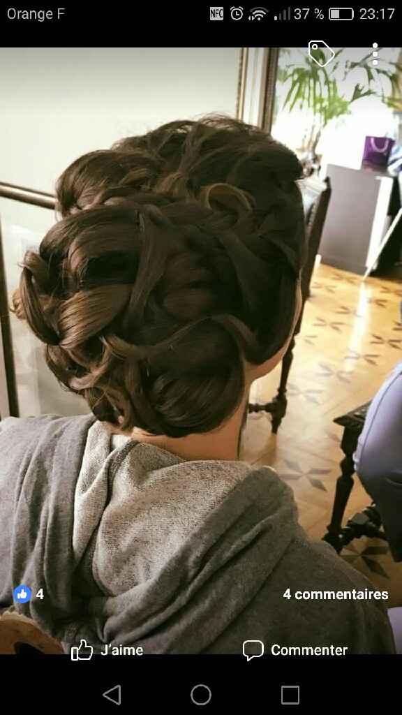 Montrer moi vos coiffures. - 1