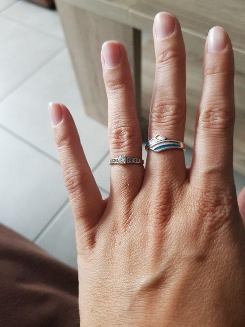 Partage ta bague de fiançailles !! 💍 😍 5