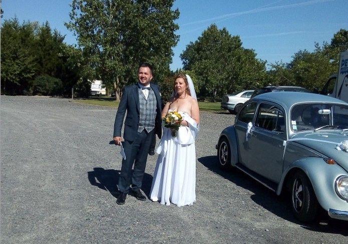 Nous sommes mari et femme ! - 5
