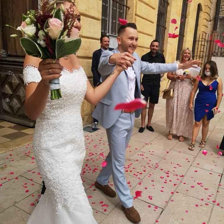 Nous voilà enfin mariée - 1