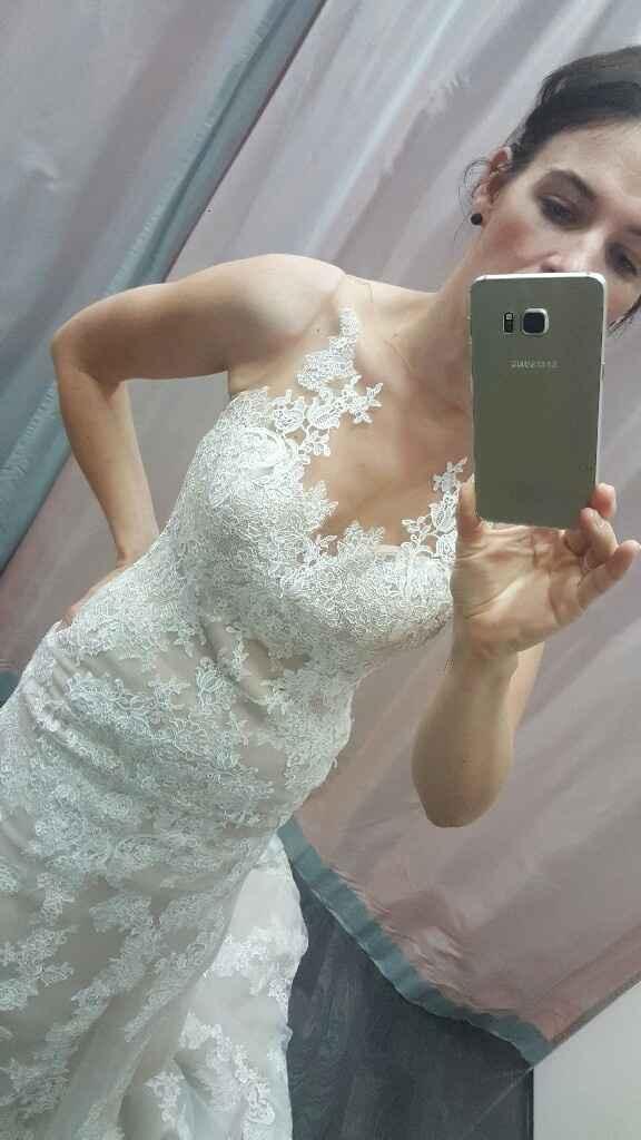 Bijoux mariée acheté ! - 1