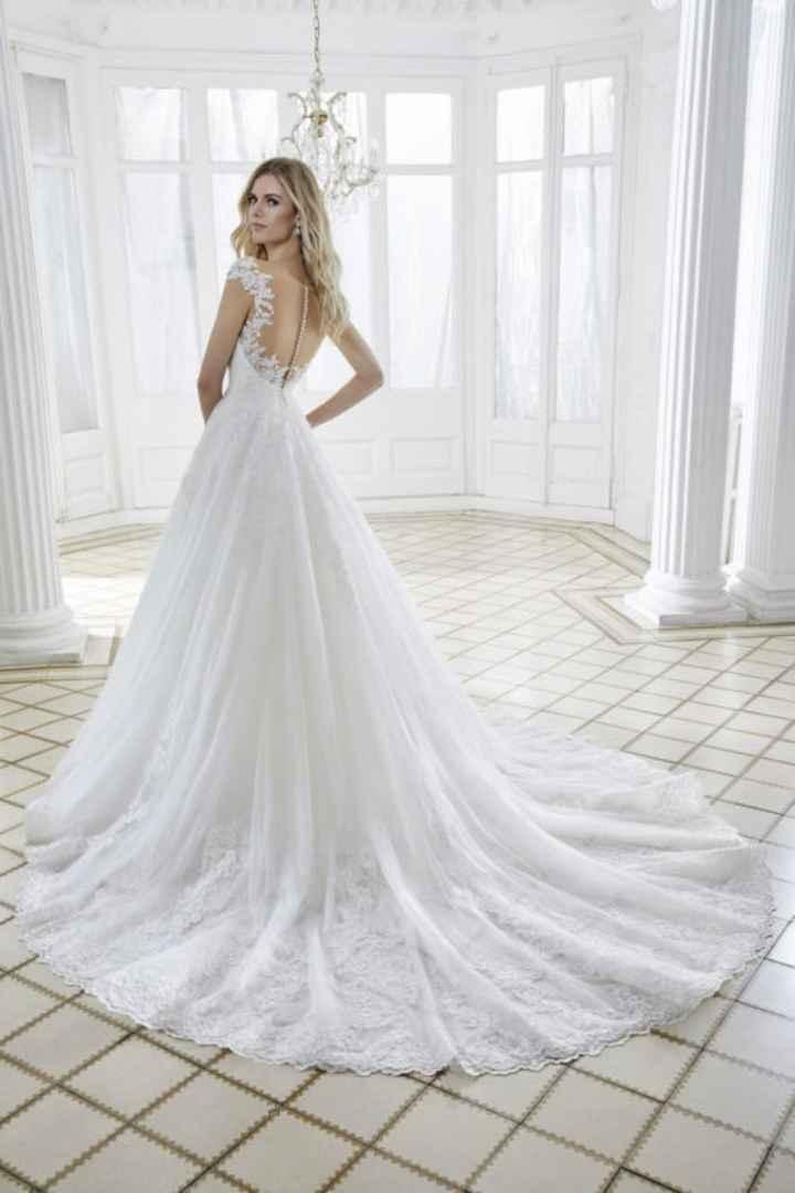 Forme de la robe - 1