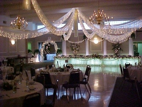 voici un site de dcoration plafond httpwwwmariagefrtenture mariage pas cherhtml - Tenture Plafond Mariage