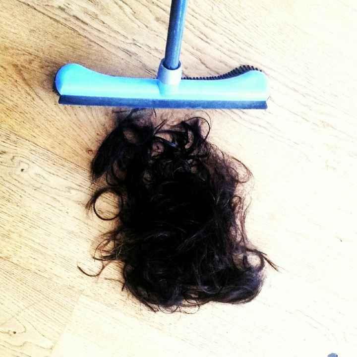 Se laisser pousser les cheveux pour le mariage... - 1