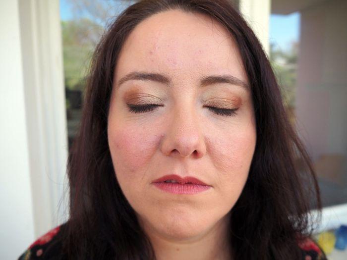 Essais maquillage, à vos avis !!! 2