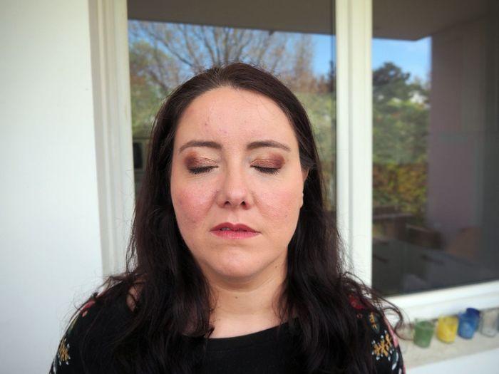 Essais maquillage, à vos avis !!! 5
