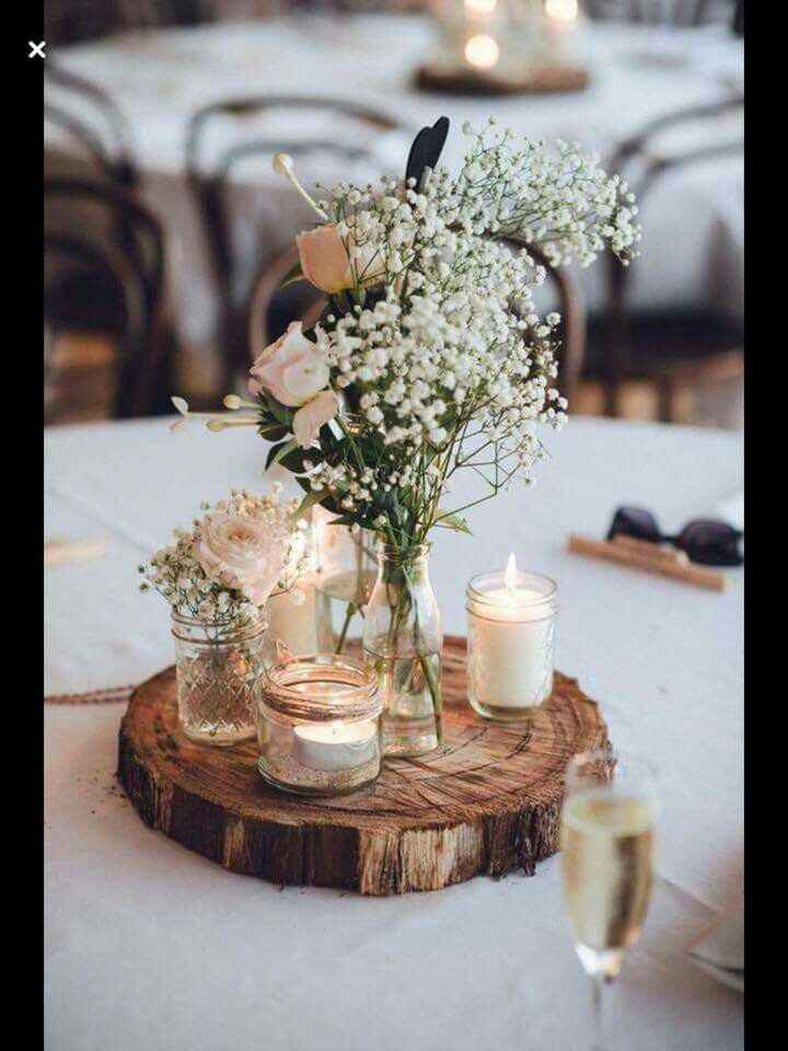 Petits bocaux fleuris diy - 1