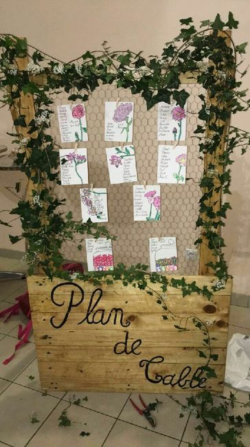 Mariage du 07/10/17 décoration - 6