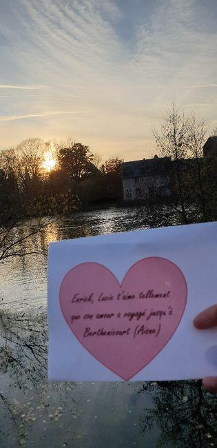 Love note - besoin de vous - 35 et 53 en retour :) 14