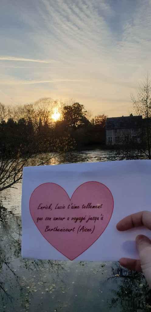 Love note - besoin de vous - 35 et 53 en retour :) - 1