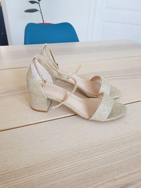 Mes sandales 😍 1