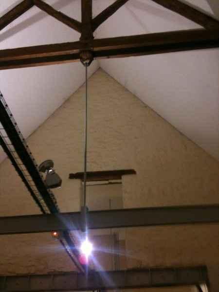 plafond de ma salle