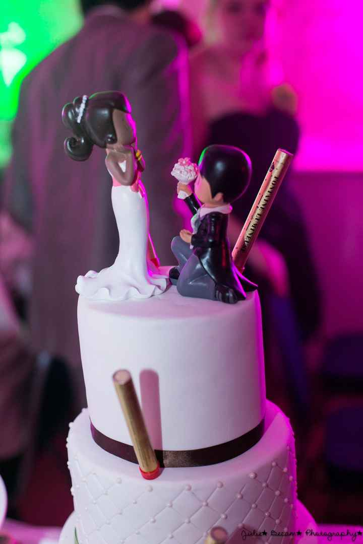 nos cake toppers