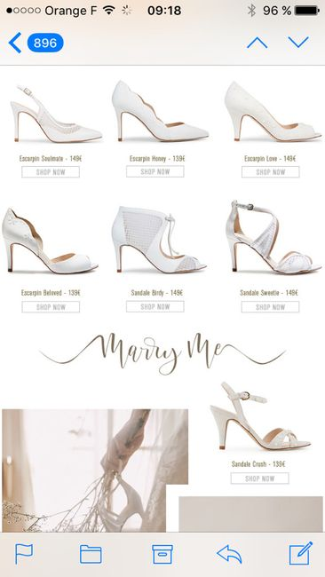 Chaussures minelli - 1