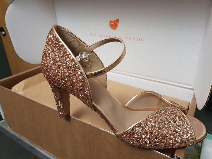 Chaussures Mariée 👠👠👠 4