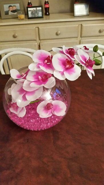 D coration avec perle d 39 eau d coration forum for Perle d eau decoration florale