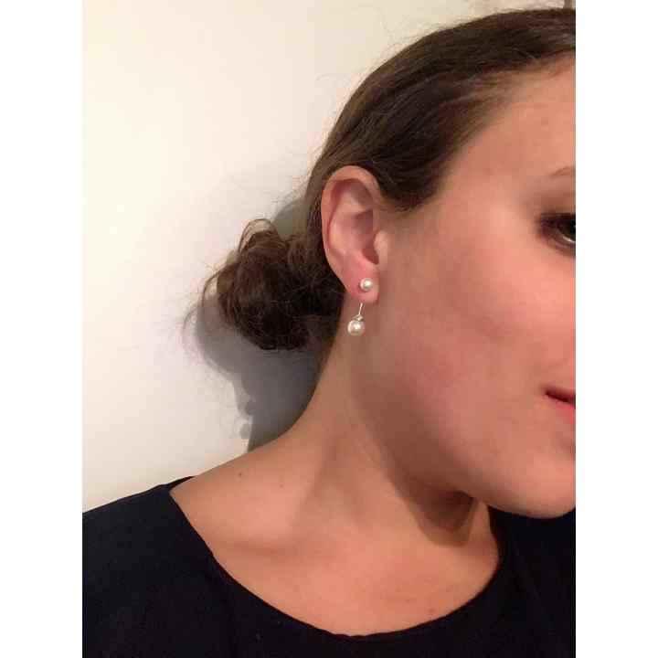 Boucles d'oreilles ?? - 2