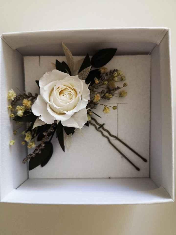 Réception des fleurs 💐 - 5